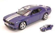 Dodge Challenger SRT 2013 Purple 1:24 Model 4049 WELLY
