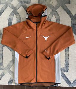 New Nike Elite Player Issue Texas Longhorns Therma Flex Hoodie XL-T