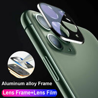 For iPhone 11/11 Pro/11 Pro Max 3D Rear Camera Lens Screen Protector UK