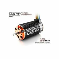 SKYRC TORO X8 V2 6 Pole 2400kv Brushless Motor 1:8 RC Cars Buggy