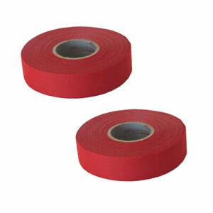 Proguard Elite Multi-Sport Cloth Tape - 1 Inch by 27 Yards - 2 Pack - Red