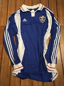 Yugoslavia Euro 2000 player issue shirt jersey - new - long sleeves