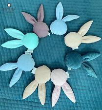 Babyrassel Mini-Häschen Babyspielzeug Velvet Greifling Kuscheltier Geschenk Neu