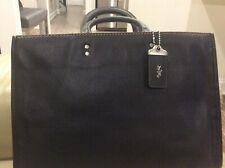 COACH Rogue Brief, Style 11104, Black Briefcase, NWT