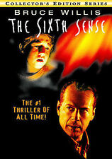 The Sixth Sense (Dvd, Widescreen, Like New)