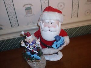 2018-POSSIBLE DREAMS-RUDOLPH THE RED NOSED REINDEER-SANTA AND THE MISFIT TOYS