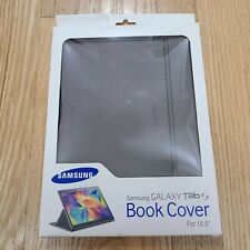 NEW Genuine Samsung Galaxy Tab S 10.5 Book Cover Stand Gold Brown EF-BT800BSEGUJ
