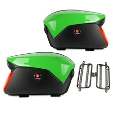 Set Koffer + Träger für Yamaha MT-09 / Tracer 900 PX74GR
