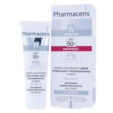 Pharmaceris Melacyd Day Cream Discoloration Whitening Przebarwienia Wybielanie