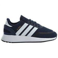 various colors 7fc87 1933e Adidas N-5923 Big Kids AC8543 Azul Marino Blanco Gris Zapatos Atléticos De  Malla Juventud tamaño 4