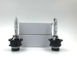 2x New Factory OEM 04-14 Acura TL Xenon Phillips D2S Bulbs HID Head Light Lamp