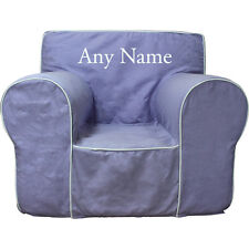 Insert For Anywhere Chair + Lavender Cover Regular Embroidered White