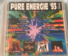 CD Pure Energie '93 (1993) 2 Unlimited, Box of Laces, Sly u.a.