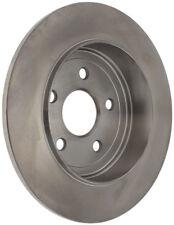 Disc Brake Rotor-C-TEK Standard Rear Centric 121.58005
