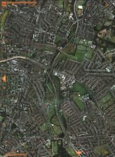 WOODFORD E18 E11. Bridge M11-A406 Interchange Clayhall Wanstead 2000 old map