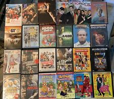 Dvd Tv Series and Movies Only $1 to $2 All in Original Cases