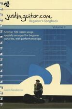 JustinGuitar.com Beginner's Songbook Volume 2 Chord Songbook Spiral Bound