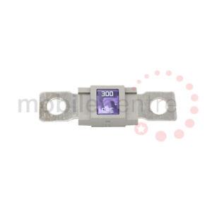 MEGA 300A Bolt Down Grey High Current 12V 24V 32V Fuse 300 Amp M8 holes