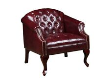 Boss Office Products Br99801-By Heavy Duty Traditional Club Chair