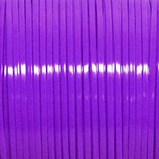 100 YARDS (91m) SPOOL NEON PURPLE REXLACE PLASTIC LACING CRAFTS CYBERLOX