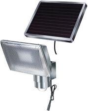 Solar-LED-Strahler SOL 80 Alu IP44 mit Bewegungsmelder Brennenstuhl 1170840