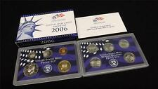 2006 S US Mint Proof 10 Coin Set