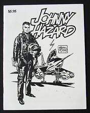 Comic Art Showcase #7 1981 VF/NM 1st Print  Johnny Hazard by Frank Robbins