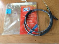 bedford cf 2.3 petrol 22/25 cwt clutch cable up to 1984   QCC1249