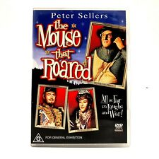 The Mouse that Roared (DVD, Region 4, 1959)
