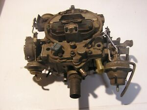 170881150 Rochester Carburetor 307 BUICK, OLDSMOBILE, CADILLAC