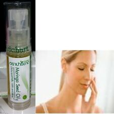 MORINGA SEED OIL 100%  COLD PRESSED ANTI  AGING SERUM SKIN FACE REDUCE WRINKLE