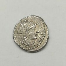 DENIER FABIA - Quintus Fabius Labgo = Réf: 2/M05
