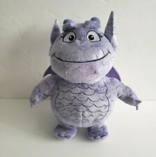 Vampirina Plush Toy Disney Gregoria Purple Gargoyle Stuffed Animal 7""