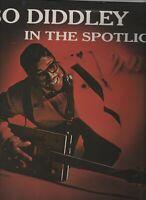 BO DIDDLEY In the Spotlight LP RE 60s R&B ROCK N ROLL