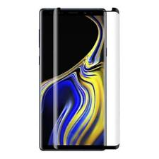 SAMSUNG GALAXY NOTE 9 - TEMPERED GLASS SCREEN PROTECTOR CURVED [CASE FRIENDLY]