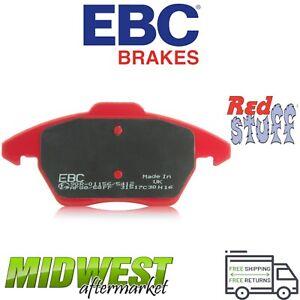 EBC Redstuff Ceramic Rear Brake Pads Fits 2012-2018 Audi S6 S7 | A6 A7 Quattro