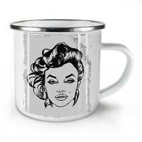 Legend Celebrity Marilyn NEW Enamel Tea Mug 10 oz   Wellcoda