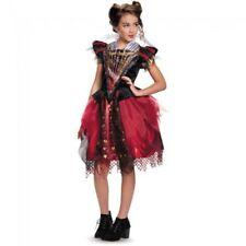 Alice Through the Looking Glass Red Queen Tween Costume Girls Halloween Large 10