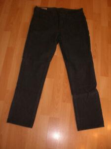 Herren Levis Premium 511 Cordhose blau Slim W31 L32 neu