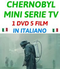 CHERNOBYL MINI SERIE TV COMPLETA 5 FILM IN UNICO DVD ENTRA E LEGGI