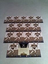 *****Tim Ryan*****  Lot of 17 cards.....2 DIFFERENT / Notre Dame / Football