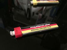 mylipo Lipo 1S 255mAh, 3.7V 25C/50C! Special Stecker PWconnector - TinyWhoop!NEU