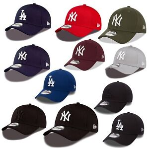 New Era 39thirty Cap New York Yankees Los Angeles Dodgers Stretch Fit Kappe Hut