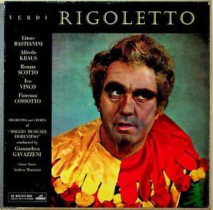 ALP 1866-1868 UK MONO- VERDI Rigoletto 3-LP (GAVAZZENI, Bastianini/Scotto/Kraus)