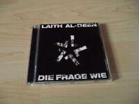 CD Laith Al-Deen - Die Frage wie - 2005