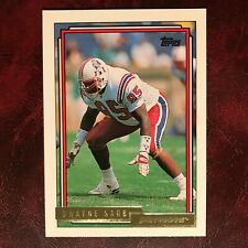 1992 Topps GOLD Set DWAYNE SABB ROOKIE high #698 PATRIOTS ** MINT **