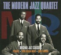 THE MODERN JAZZ QUARTET - 3 CD BOX SET - ORIGINAL JAZZ CLASSICS