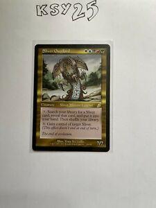 MTG Sliver Overlord x 1 (Scourge) NM/M -- Magic the Gathering card - BONUS