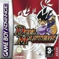 Nintendo GameBoy Advance Spiel - Duel Masters: Sempai Legends mit OVP NEUWERTIG
