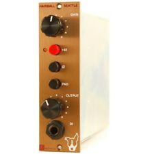 Hairball Audio Bronze Elements Mic Preamp - API 500 Series - Ed Anderson - LA3A